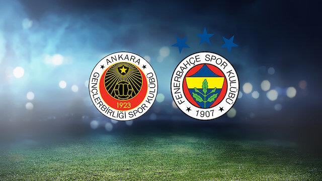 Gençlerbirliği Fenerbahçe maçı ne zaman, saat kaçta, hangi kanalda? Muhtemel 11'ler nasıl olacak?