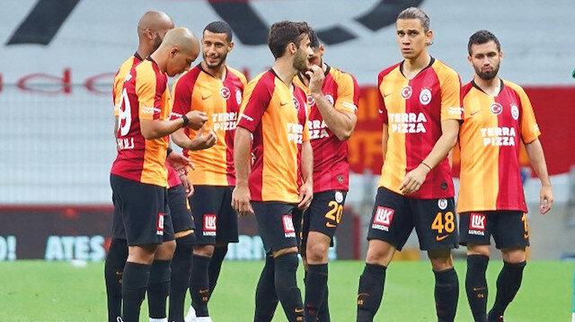 Galatasaray kabusu yaşadı: Sakatlıklar sarı kırmızılıları yıprattı