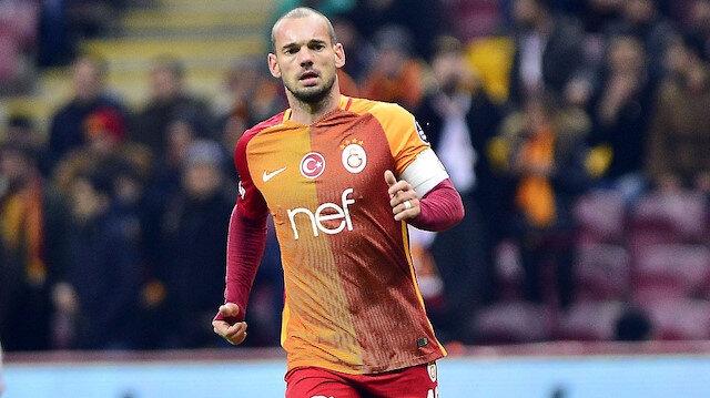 Wesley Sneijder'den itiraf