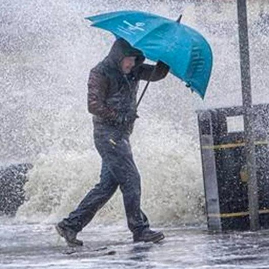 Meteoroloji uyardı: Doğu Karadeniz'de şiddetli yağış bekleniyor