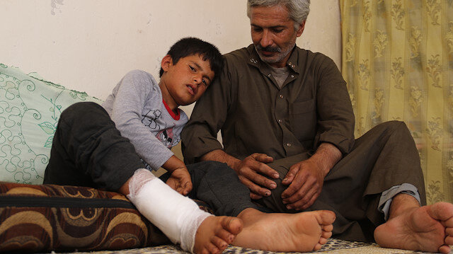 Landmines, explosive remnants worry civilians of al-Bab district