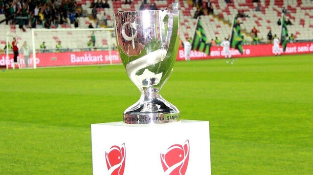 Türkiye Kupası finalinin ne zaman ve nerede oynanacağı belli oldu