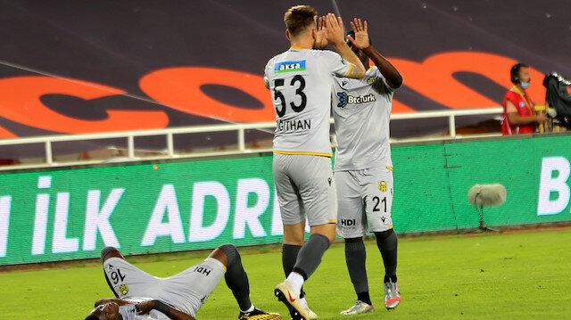 Yeni Malatyaspor'dan Sivasspor maçında kritik 3 puan