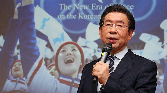 Seoul Mayor Park Won-sun reported missing
