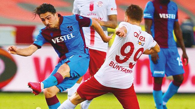 Trabzon'a büyük şok: Bordo mavililer şampiyonluk yolunda büyük yara aldı