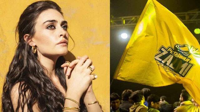 Ertugrul beauty nears brand ambassador deal with Pakistani cricket giant