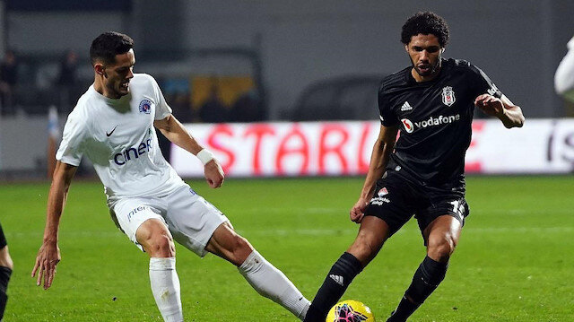 Beşiktaş-Kasımpaşa maçı muhtemel 11'leri