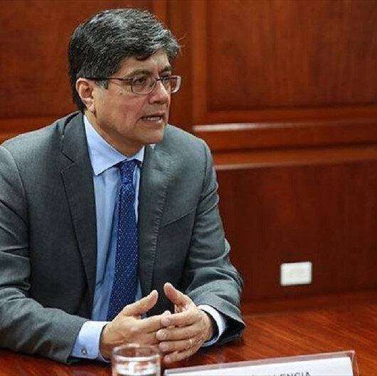 وزير خارجية الإكوادور يعلن استقالته من منصبه