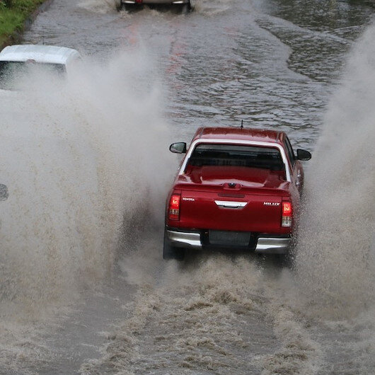Meteorolojiden 16 ile sağanak ve kuvvetli yağış uyarısı