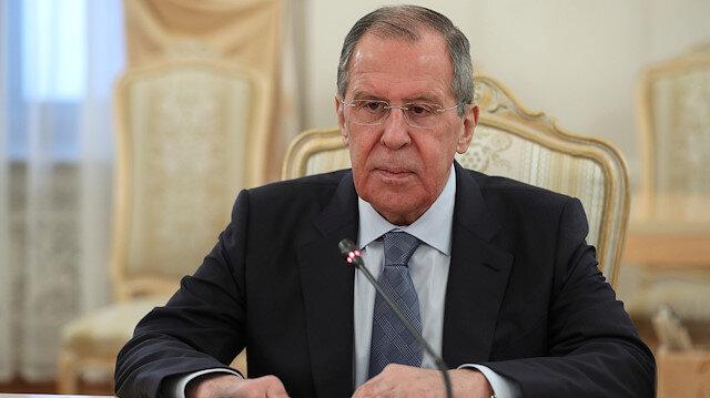 Russian FM Lavrov