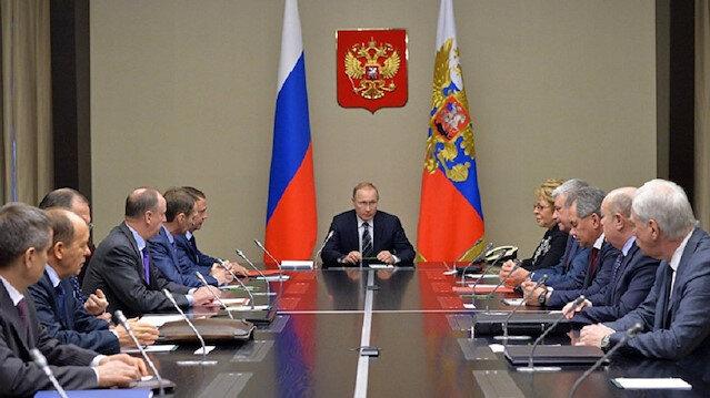 بوتين يبحث الملف الليبي مع مجلس الأمن الروسي