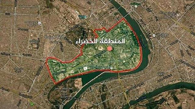 الجيش العراقي يحبط هجوما صاروخيا على المنطقة الخضراء