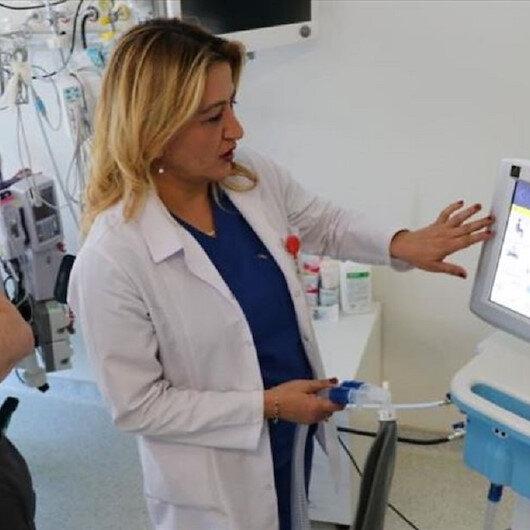 إقبال دولي كبير على أجهزة التنفس الصناعي التركية