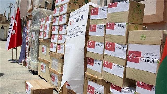 Turkish body aids children's hospital in Afghanistan