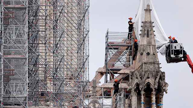 France to restore Notre-Dame Cathedral as it was before inferno