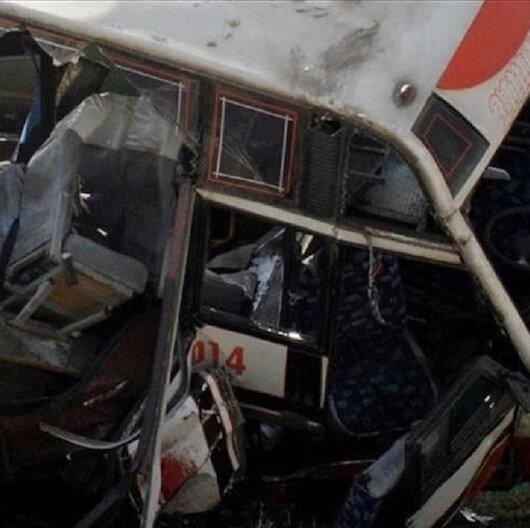 مصرع 12 شخصًا وإصابة 3 بحادث سير جنوبي نيجيريا