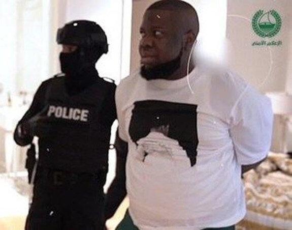 Abbas ve beraberindeki siber hırsızlık şüphelisi Olalekan Jacob Ponle, geçen ay Dubai'de tutuklandı
