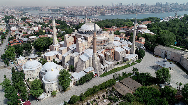 Northern Cyprus content with Hagia Sophia decision