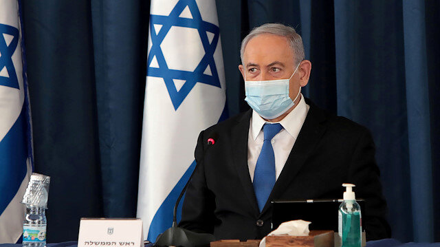 Israel's Netanyahu banned from naming police, judges