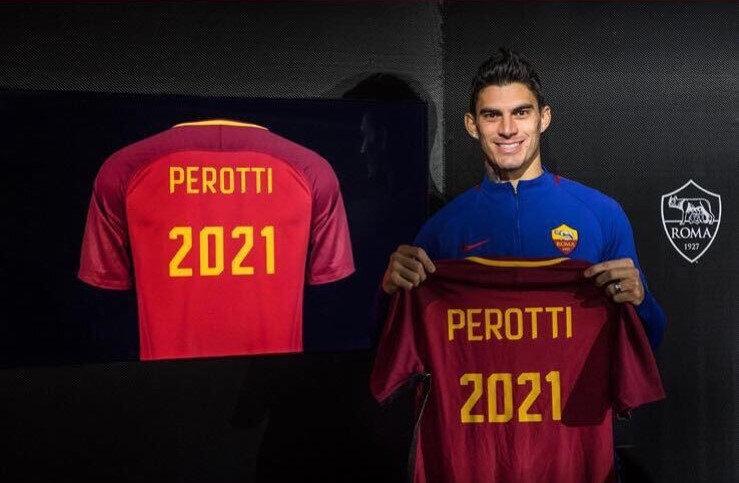 Perotti'nin Tranfermarkt'taki güncel piyasa değeri 6.5 milyon euro.