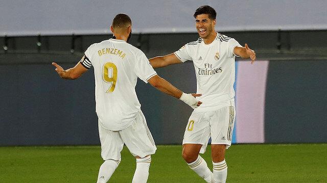 Real Madrid'in şampiyonluk yürüyüşü (ÖZET)