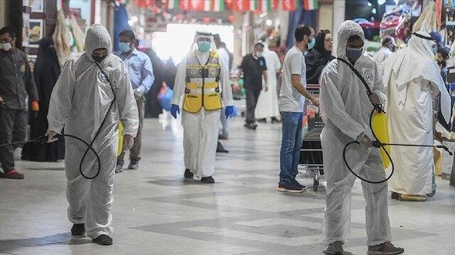 كورونا.. 42 وفاة بالسعودية و9 بعمان و4 بالكويت