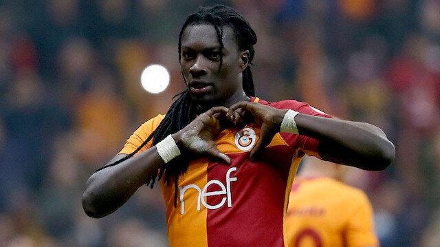 Bafetimbi Gomis'in paylaşımı Galatasaraylı taraftarları heyecanlandırdı