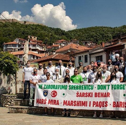 كوسوفو.. حفل تأبين في الذكرى الـ 25 لمجزرة سربرنيتسا