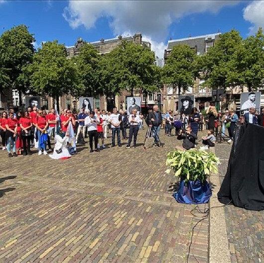هولندا.. حفل تأبين في الذكرى الـ 25 لمجزرة سربرنيتسا