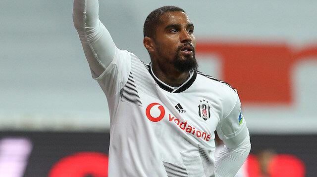 Beşiktaş'ta Kevin Prince Boateng şoku: Kadrodan çıkartıldı