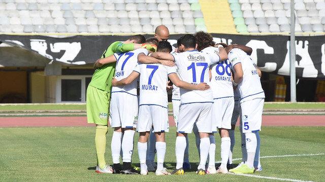 Erzurumspor, son hafta kazanması durumunda rakiplerinin sonucuna bakmaksızın Süper Lig'e yükselecek.