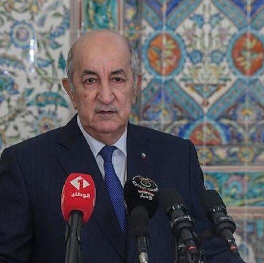 """""""تبون"""" يكشف الخطوط العريضة لخطة إنعاش اقتصاد الجزائر"""