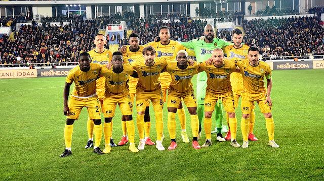 Yeni Malatyaspor kadrosunda bulunan Youssouf Ndayishimiye, Süper Lig'in en az kazanan yabancı futbolcusu.