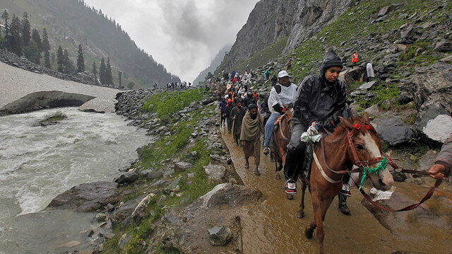 Indian court declines to restrict Hindu pilgrimage in Kashmir