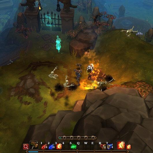 Epic Games'in bu hafta dağıtacağı ücretsiz oyun Torchlight 2 oldu