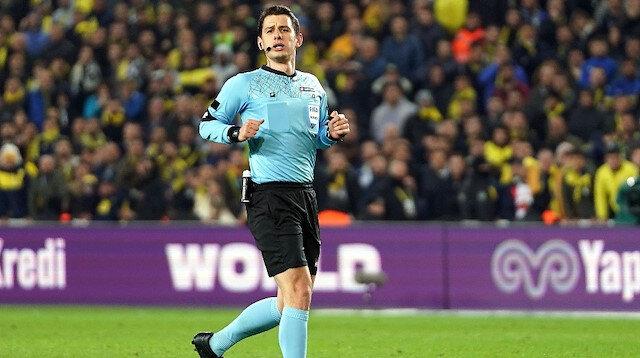 Süper Lig'de 33. haftada görev yapacak hakemler belli oldu
