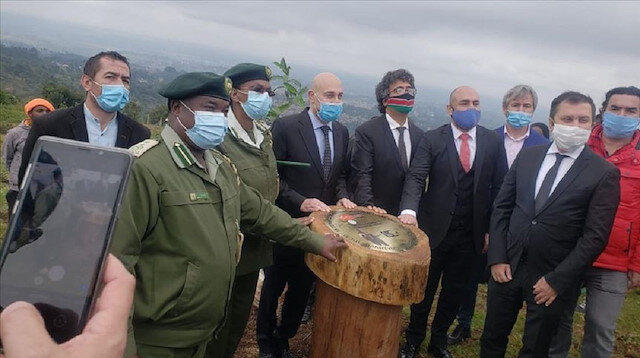 The July 15 Martyrs Memorial Forest, located in the Ngong Hills area on the outskirts of Kenya's capital Nairobi, was inaugurated on the fourth anniversary of the July 15, 2016 defeated coup in Turkey