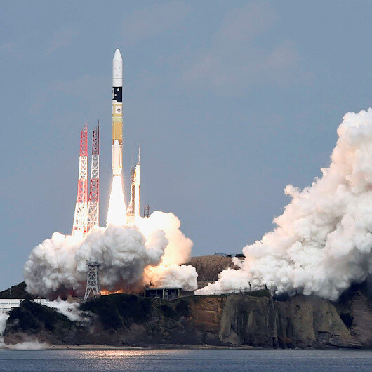 UAE postpones Mars mission again due to weather at Japan launch site
