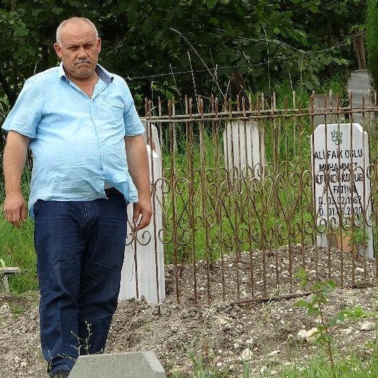 Tabutta kan izi gördü, dedektif gibi iz sürdü: Ağabeyinin mezarını açtırarak otopsi yaptırdı