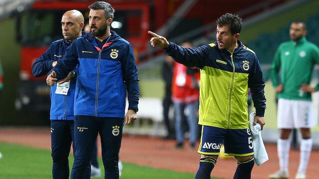 Emre Belözoğlu Süper Lig'den iki transferi bitiriyor