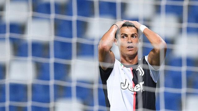 Sassuolo-Juventus karşılaşması nefes kesti: 6 gollü maçta kazanan çıkmadı