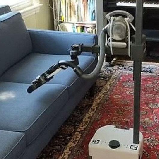 Ev işlerinizi sizin yerinize yapacak robot: Stretch