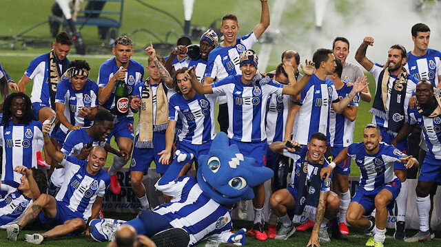 Porto 29. kez şampiyon