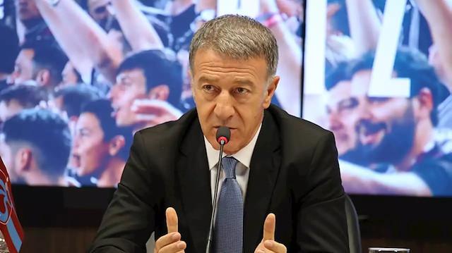 Ahmet Ağaoğlu UEFA'dan gelen men cezasının nedenini açıkladı
