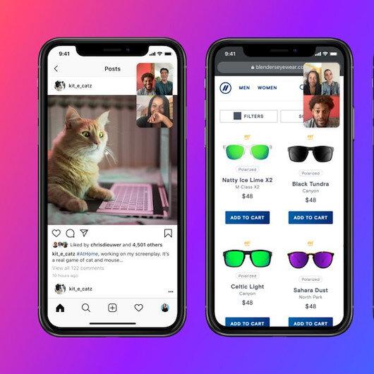 Facebook Messenger'a yeni özellik: Ekranınızı paylaşabileceksiniz