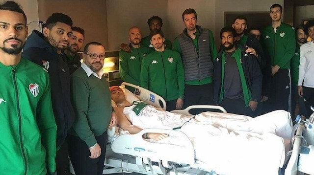 Bursaspor'un acı günü: Genç basketbolcu Kadir Buğra Acar vefat etti