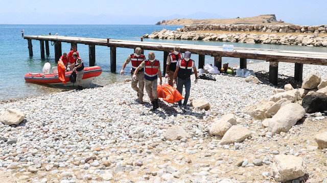 Another body recovered from lake in eastern Turkey