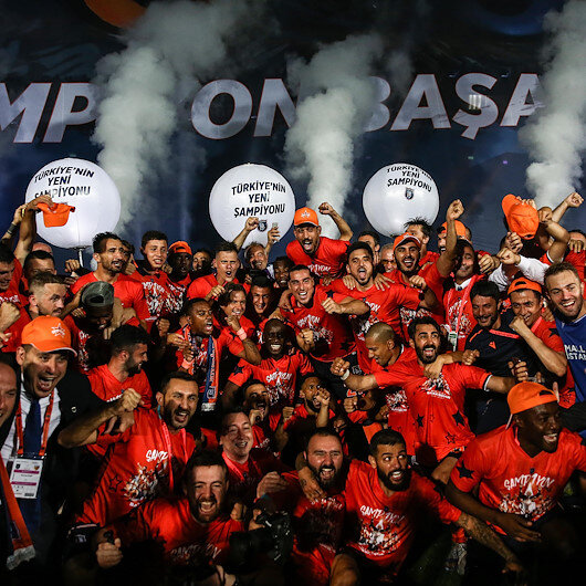 Medipol Basaksehir win 1st ever Turkish Super Lig title