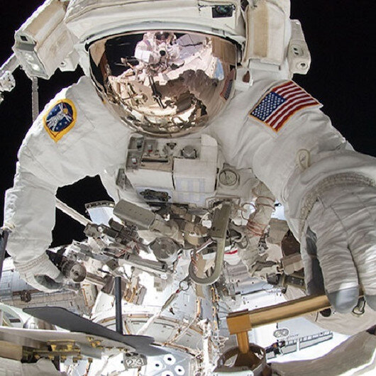 NASA astronotları son uzay yürüyüşlerine çıktılar