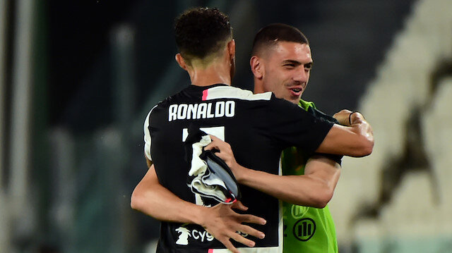Serie A'da lider Juventus, Lazio engelini kayıpsız aştı (ÖZET)